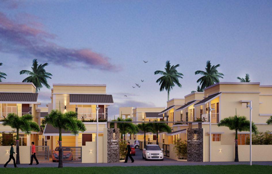 Vivante Villas