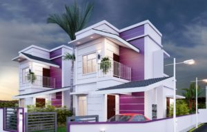 Budget villas in palakkad