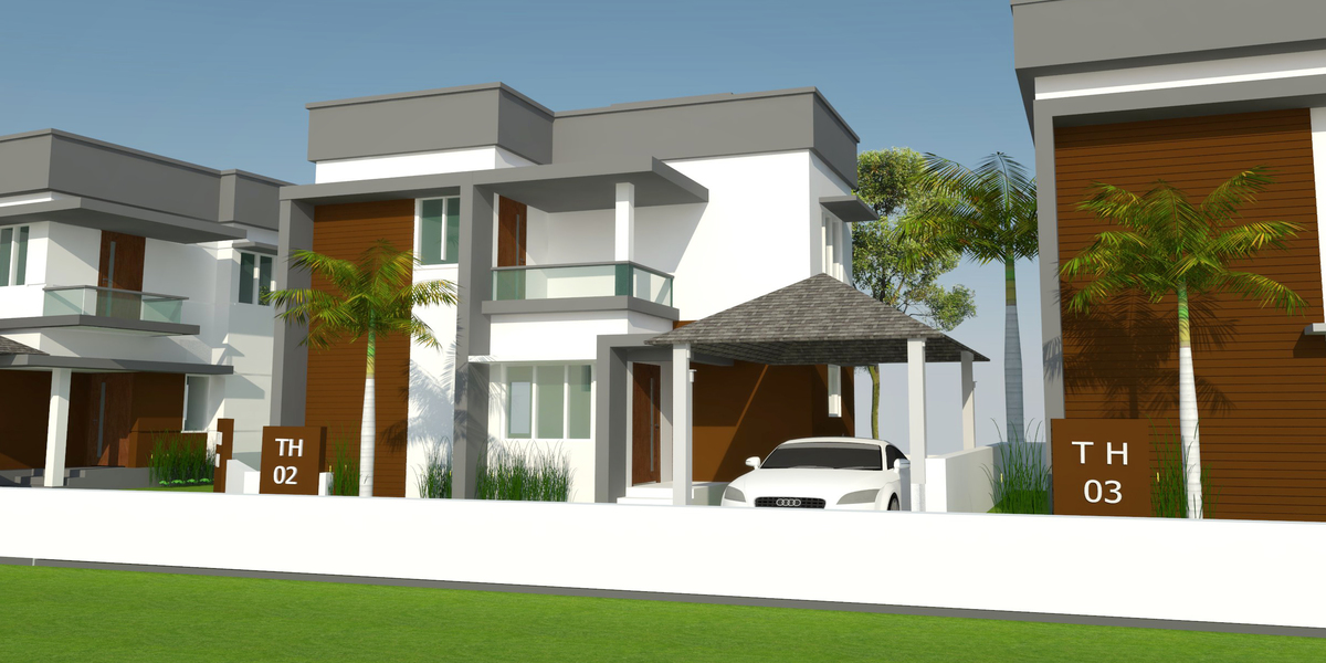 TROIKA HOMES - House for sale in Olavakode