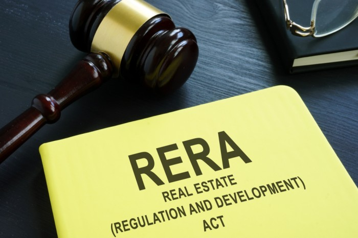 RERA - Real Estate Regulation and DevelopmentAct