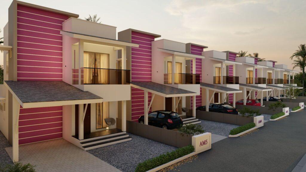 Amethyst Villas for Sale in Kochi