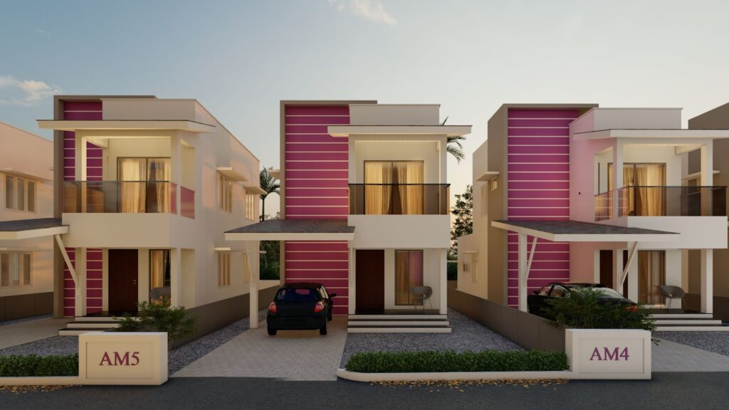 Amethyst Villas in Kochi