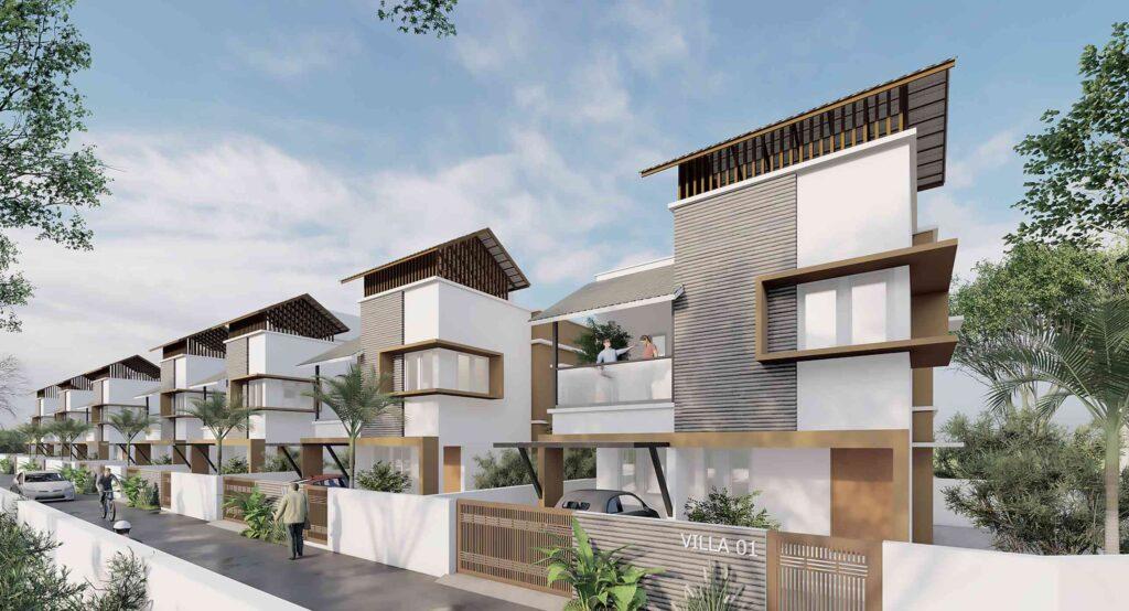 Lifespace Villas in Kochi