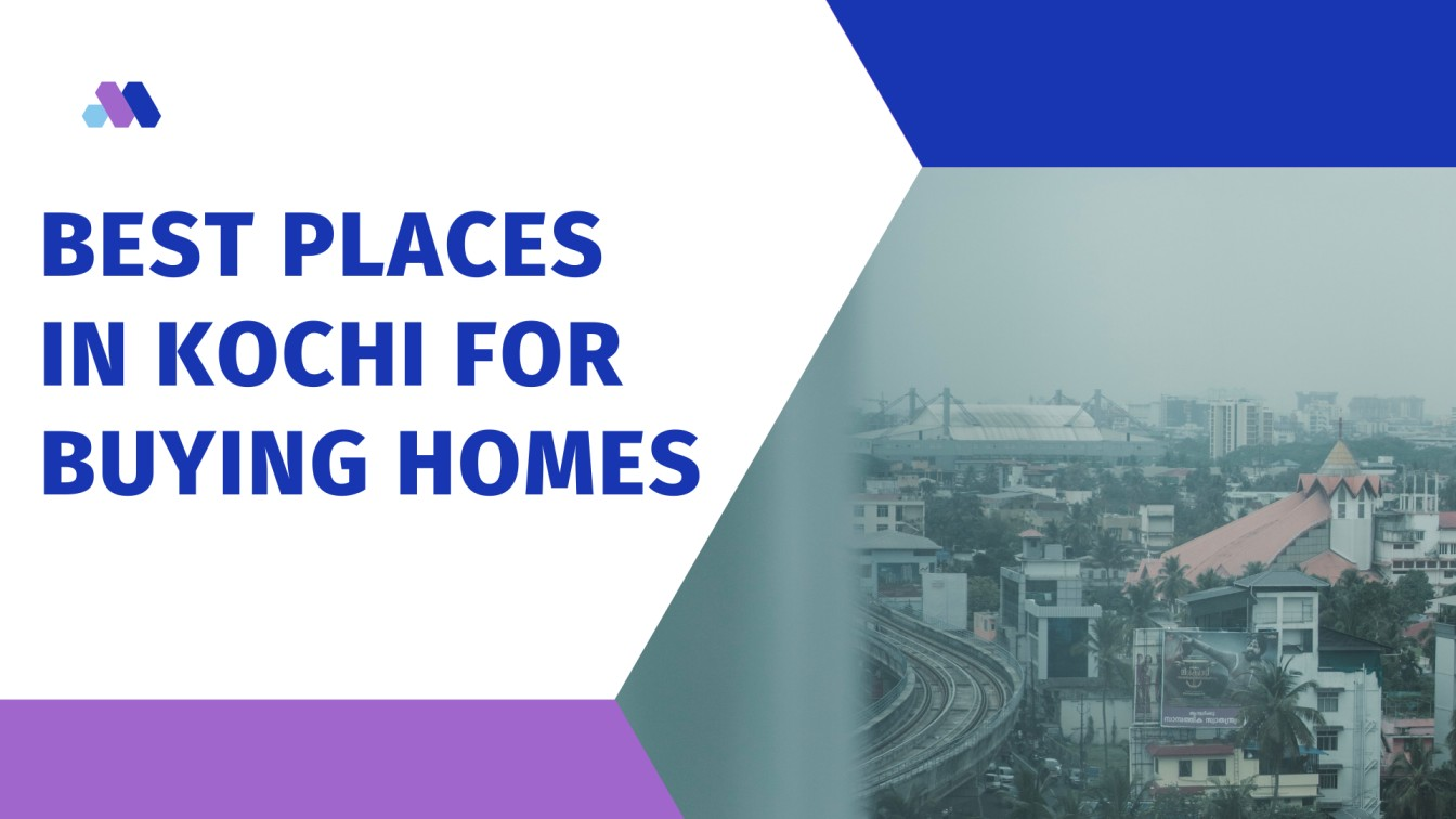 Kochi Best Places to buy Home